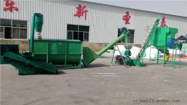 鸡鸭颗粒饲料机组型号 大型秸秆饲料机组报价 免费指导
