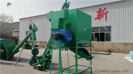 小型饲料厂专用颗粒机组多少钱 圣泰牌多机一体饲料机组价格