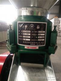实用型干进干出秸秆颗粒机生产厂家 圣泰牌谷物颗粒机型号棒