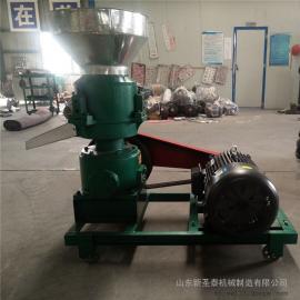供应养殖户适用多功能颗粒机生产厂家 圣泰秸秆颗粒机报价
