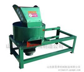 禽类饲料打浆机圣泰制造 多功能青饲料无水打浆机生产厂家