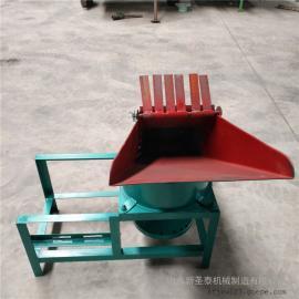 结构简单的中小型打浆机生产厂家 圣泰牌鲜秸秆打浆机作用