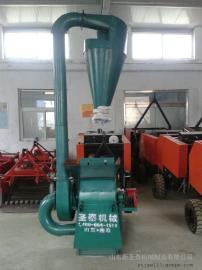 牧草秸秆粉碎机作用 多功能家用粉碎机 圣泰生产制造