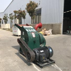 多功能杂草谷物粉碎机生产厂家 圣泰牌饲料粉碎机作用