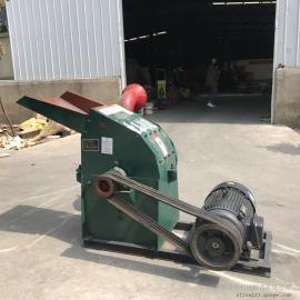 圣泰制造玉米秸秆粉碎机厂家直销 中小型饲料粉碎机操作图片