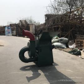 各种秧类适用粉碎机生产厂家 圣泰牌出料粗细可调秸秆粉碎机