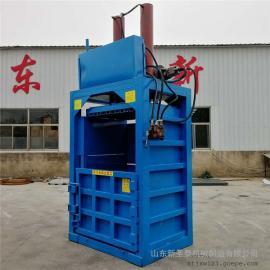 多功能立式液压打包机厂家直销 圣泰牌废纸打包机效果好