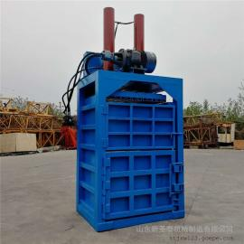 方捆液压打包机生产制造商 立式秸秆打包机圣泰制造