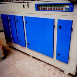 实恒5000风量GYJ-04升级版高效UV光氧催化设备适应性强