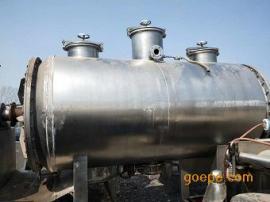 出售二手耙式干燥机 不锈钢耙式干燥机