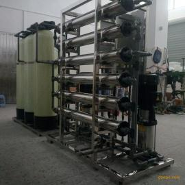 EDI高纯水制水设备二级RO膜高纯水设备全自动阀头高纯水设备