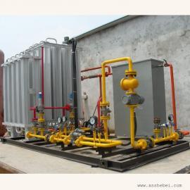 天然气气化设备生产厂家-lng气化调压撬、柜-天然气减压撬