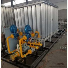 LNG气化设备-空温式汽化器-lng气化调压计量撬