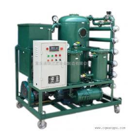通瑞牌ZJB-100高效真空滤油机解决变压器油耐电压问题