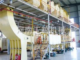玉米油加工机械,玉米油生产设备安全卫生