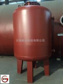 钢衬塑痘苗锥底储罐 贮罐 储槽 贮槽罐