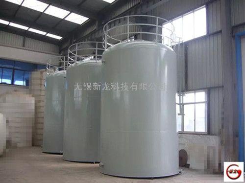100立方米钢衬塑储罐