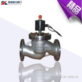 ZCRB燃气紧急切断电磁阀 带手动紧急切断电磁阀 常开紧急切断阀