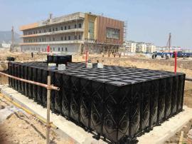 抗浮地埋式箱泵一体化消防泵站 埋地式箱泵一体化设备