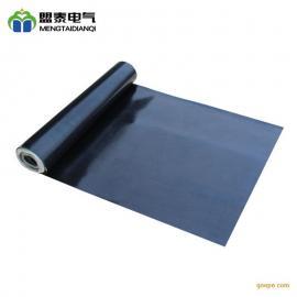 10kv绝缘橡胶板 高压耐磨绝缘胶板 橡胶绝缘垫 配电室黑色橡胶板
