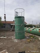 5m3/d地埋式生活污水处理装置