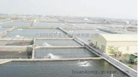 鱼塘工厂化循环水养殖技术 水产养殖设备