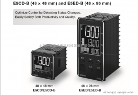 OMRON欧姆龙数字温控器E5CD/E5EC