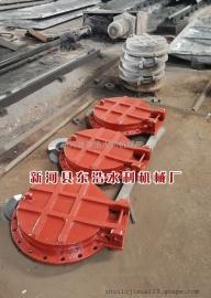 PM-Y-600铸铁拍门