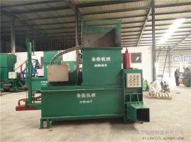 厂家直销玉米秸秆回收机报价 圣泰牌多功能回收机型号