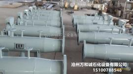 dn400标准焊接的收发球筒装置操作简单