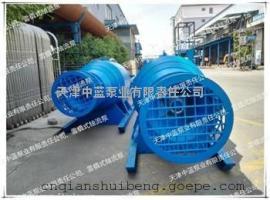 雪橇式潜水轴流泵--城市防洪