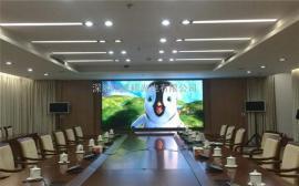酒店会议室LED电子屏品牌P3全彩显示屏单价
