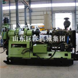 工厂直销大型地质勘探设备XY-44A液压岩心钻机适用大孔径基础桩