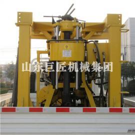 200米液压勘探钻机车载钻探机械工厂直营售后有保障