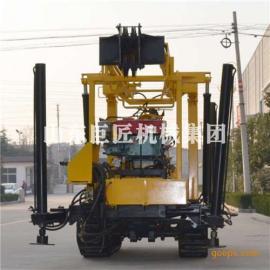 华夏巨匠热卖神机XYD-130履带勘探钻机可在公路行走