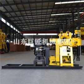 巨匠直销200型百米地质勘探钻机液压钻探机械