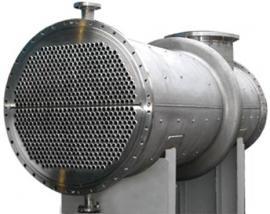电站凝汽器换管改造,冷油器换管改造