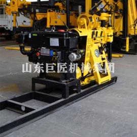 供应华夏巨匠HZ-200Y百米勘探钻机液压钻探机适用于勘察打孔