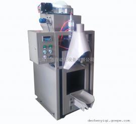 自动计量 马铃薯淀粉 玉米淀粉称重式气吹式包装机