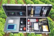 高智能多参数土壤肥料养分检测仪SYS-G01
