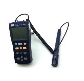 金升泰仕TES-1370双波长红外线二氧化碳检测仪
