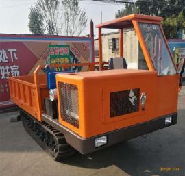 自卸履带矿山运输车产品报价