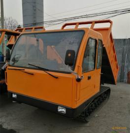 拉砂石工程履带四不像运输车质量好