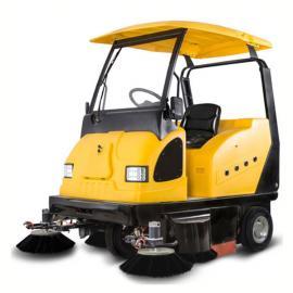 明诺大型驾驶式扫地车工业厂房用扫地车建筑工地用扫地车厂家