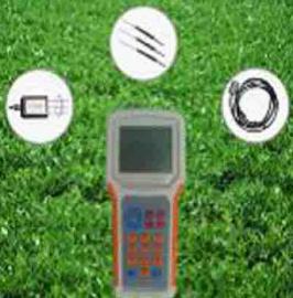 土壤温度、水分、盐分速测仪SYS-WSY