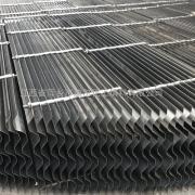 湿法脱硫蛇形板除雾器TP板除雾器油水分离除雾器