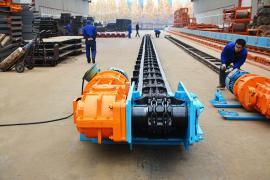 煤矿刮板输送机专治煤超疯的必杀机 嵩阳煤机