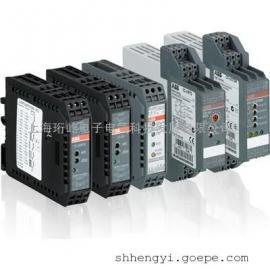 ABB模拟信号转换器CC-U,CC-E系列