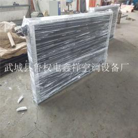 SRZ钢管钢翅片空气加热器