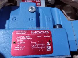 MOOG 阀 D661-4303E G75JOCA6VSX2HA进口原装假一罚十